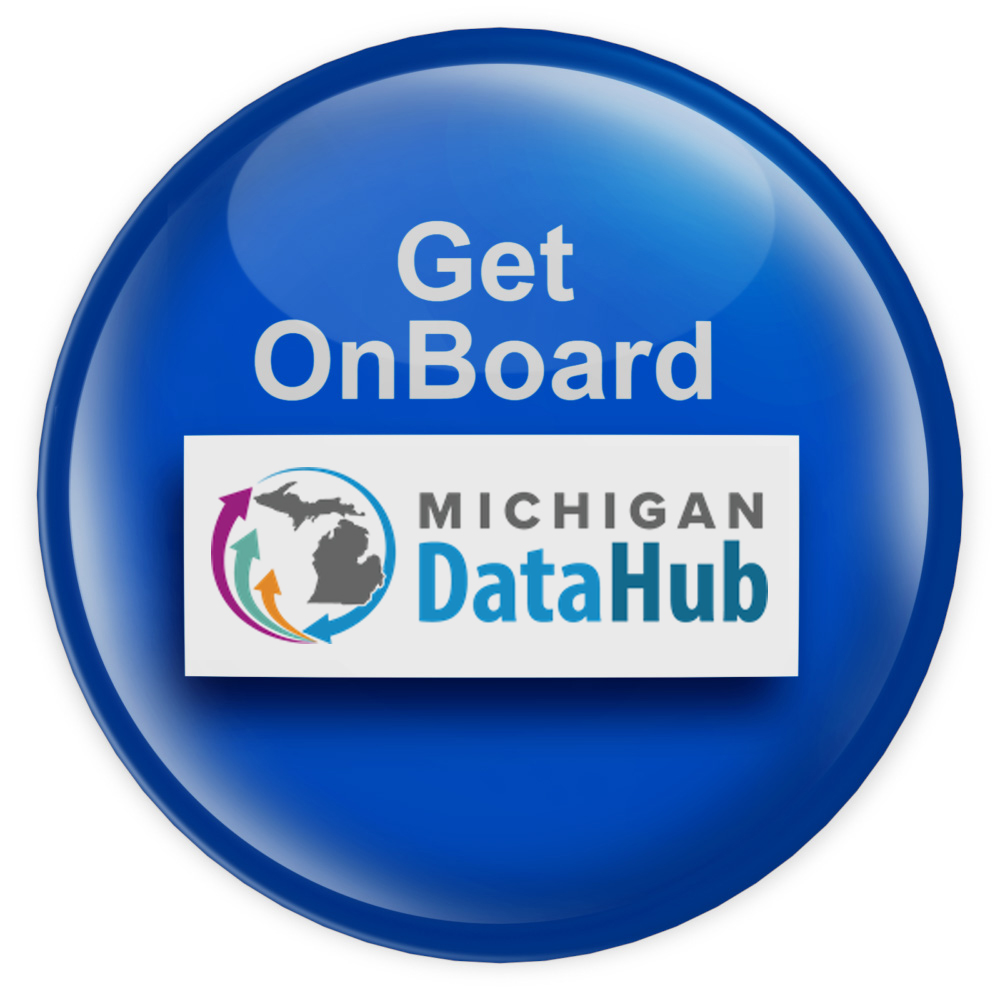 Data Hub Button